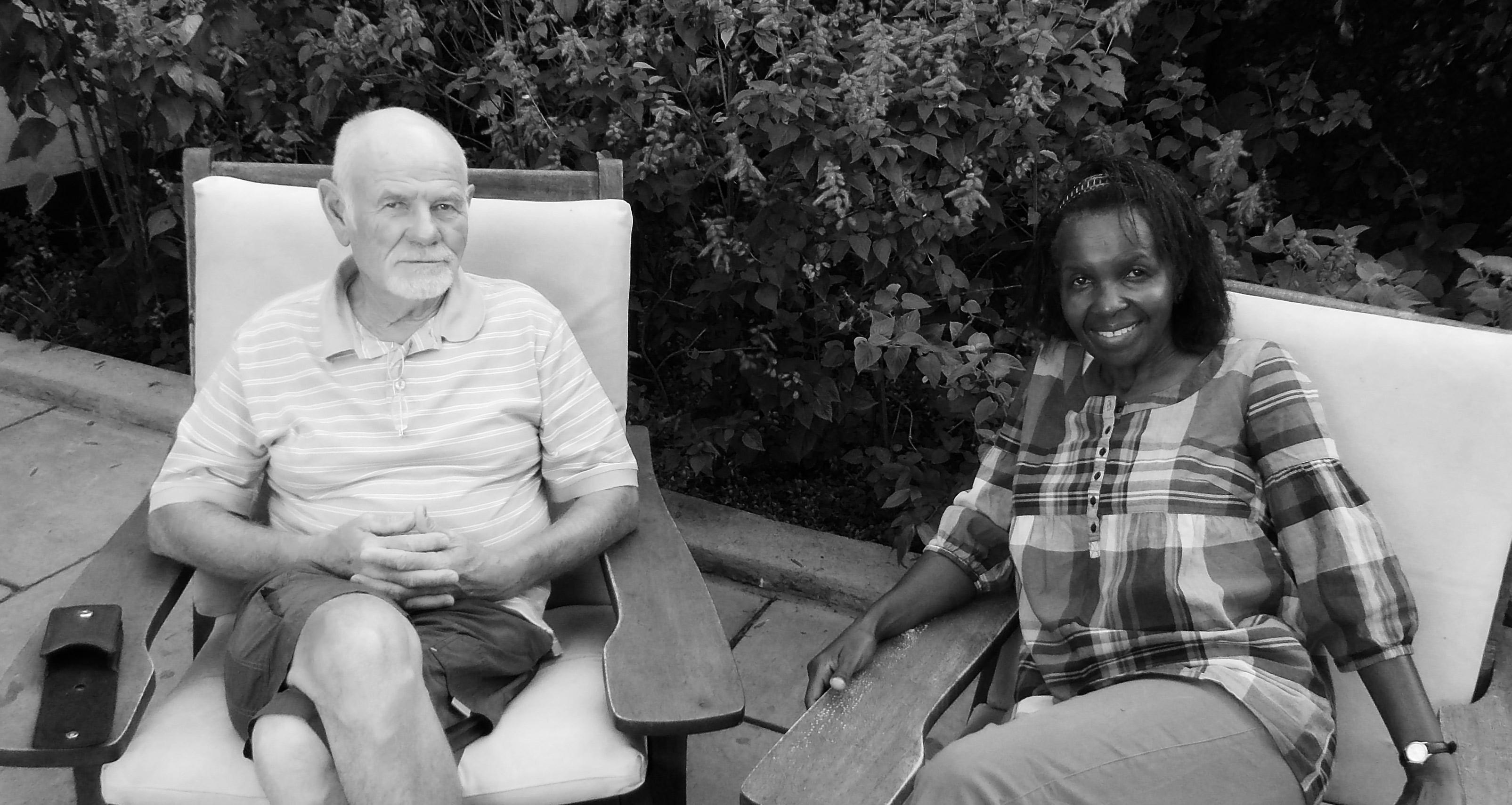 Tanzania: Allan og Jennifer Conrad, Dodoma